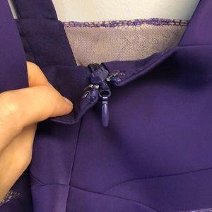 BCBGMaxAzria Dresses - NWT BCBG MAXAZRIA | tenzin dress in plum berry